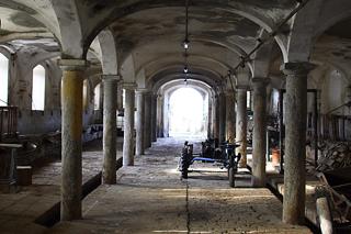 Azienda agricola Mascudiera - la stalla