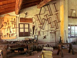 CAS_Casa della memoria Casella - museo contadino
