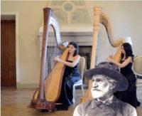 26 giugno – Piccolo concerto verdiano per arpa e soprano