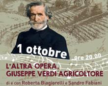L'Altra Opera. Giuseppe Verdi agricoltore